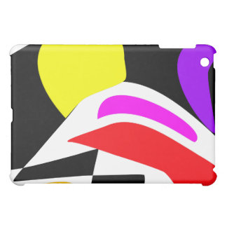 Abstract Contrast iPad Mini Case