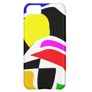 Abstract Contrast iPhone 5C Case