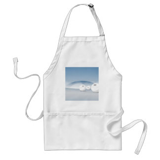 Abstract Cool A Kind Of Buddies Adult Apron