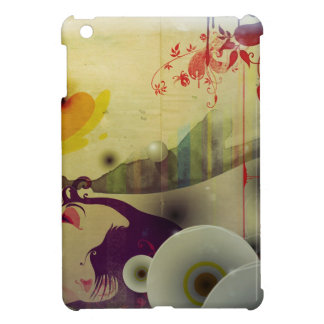 Abstract Cool A Land Of Time iPad Mini Cases