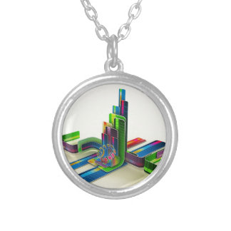Abstract Cool Access The Colours Custom Jewelry