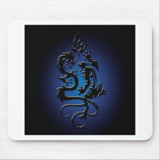 Abstract Cool Beast Fight Mouse Pad