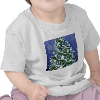 Abstract Cool Christmas Tree Times Shirt