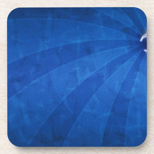 Abstract Cool Moon Traveller Coasters