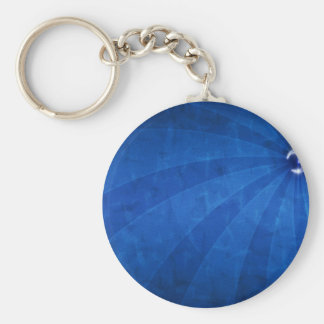 Abstract Cool Moon Traveller Key Ring