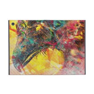 Abstract CostaRican Eagle aka Crazeagle Cover For iPad Mini