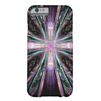 Abstract cross art iPhone 6 case Barely There iPhone 6 Case