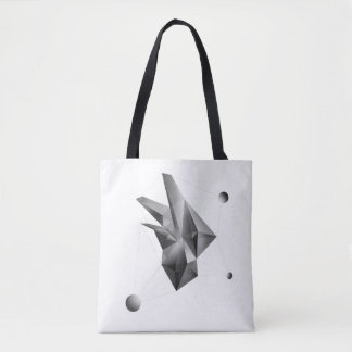Abstract Crystal (Core) Tote Bag