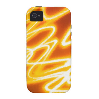 Abstract Crystal Reflect Dreadlocks Case-Mate iPhone 4 Case