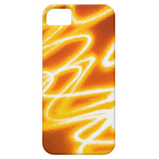 Abstract Crystal Reflect Dreadlocks iPhone 5 Case
