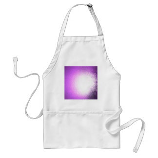 Abstract Crystal Reflect Haze Aprons