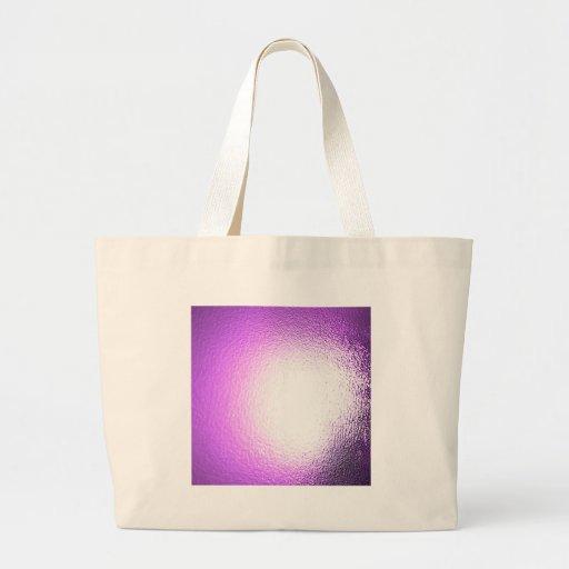 Abstract Crystal Reflect Haze Bag
