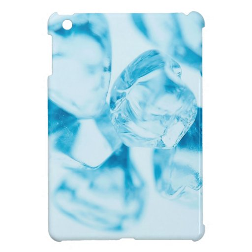 Abstract Crystal Reflect Ice Case For The iPad Mini