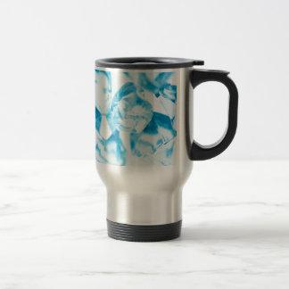 Abstract Crystal Reflect Ice Mug