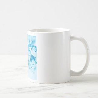 Abstract Crystal Reflect Ice Mugs