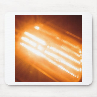 Abstract Crystal Reflect Light Shine Mouse Pads