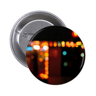 Abstract Crystal Reflect Nightlife Pinback Buttons