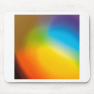 Abstract Crystal Reflect Paintshop Mousepad