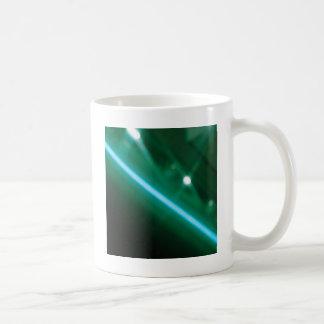 Abstract Crystal Reflect Radio Mug