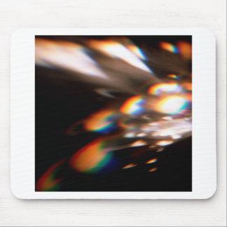 Abstract Crystal Reflect Shine Mousepads