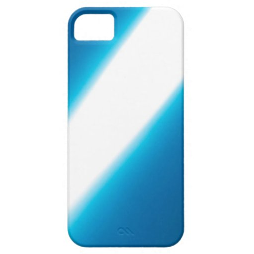 Abstract Crystal Reflect Thin iPhone 5/5S Covers