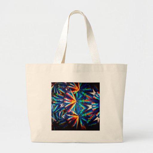 Abstract Crystal Reflect Wonder Tote Bag