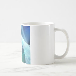 Abstract Crystals Within The Focus Coffee Mug