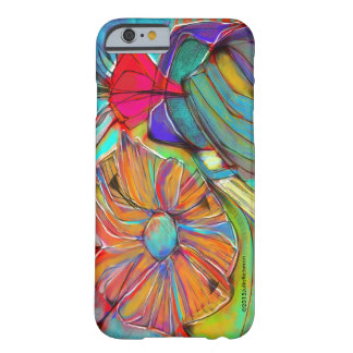 Abstract Cubist iPhone 6 case