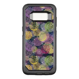 Abstract Cute Polka Dot Circle OtterBox Commuter Samsung Galaxy S8 Case