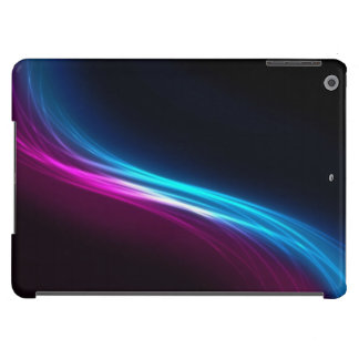 Abstract Dark Colours: Cover For iPad Air
