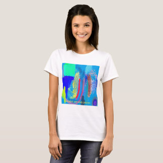 Abstract Design 2. from, Mickeys Art And Design T-Shirt