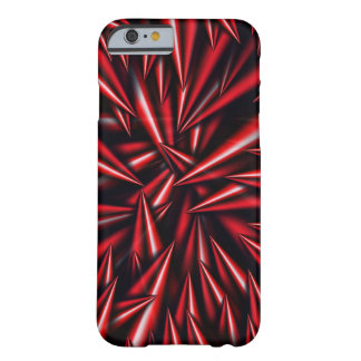Abstract Design Barely There iPhone 6 Case