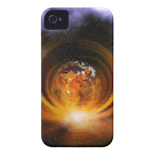Abstract design Blackberry Curve case Blackberry Cases