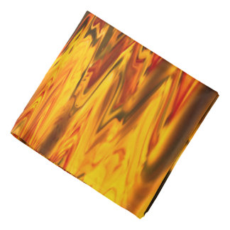 Abstract Design Bright Water Surface Bandana