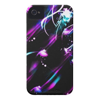 abstract design for blackberry iPhone 4 cover