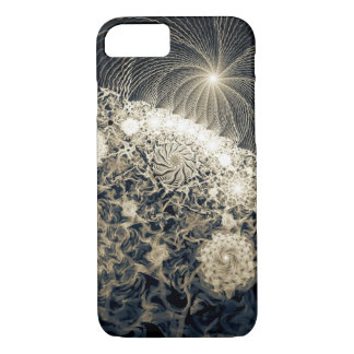 abstract design fractal iPhone 7 case