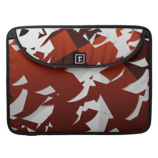 abstract design fractal MacBook pro sleeves