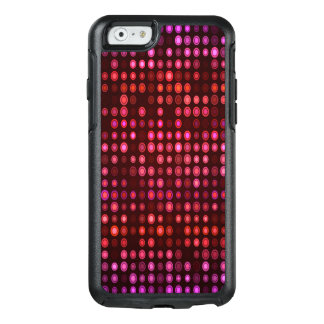 Abstract Design Geometric Purple And Lilac Circles OtterBox iPhone 6/6s Case