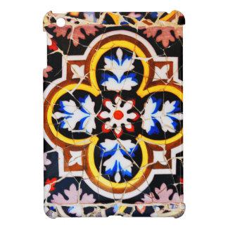 Abstract design iPad mini cover