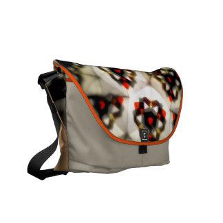 abstract design messenger bags