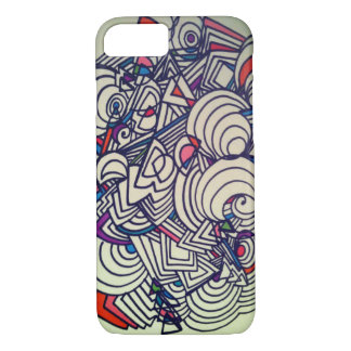 ABSTRACT DESIGN on iPhone Case