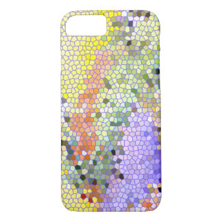ABSTRACT DESIGN- SHOOTING DRAGONS iPhone 7 CASE