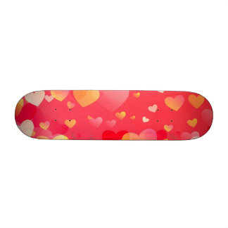 Abstract Design Skateboard Deck