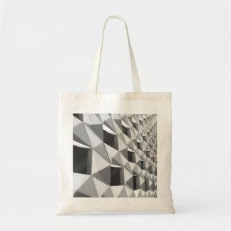 Abstract Diagonal Pattern Design Tote Bag