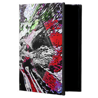 Abstract Digital Art Hidden Meaning iPad Air Cover