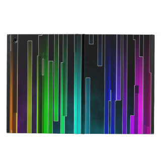 Abstract Dimension Cover For iPad Air