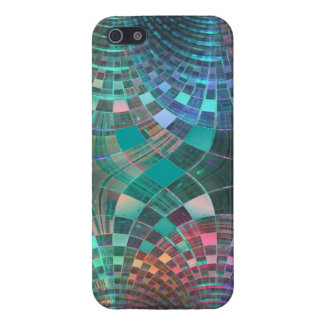 Abstract Distraction Action iPhone 5/5S Case