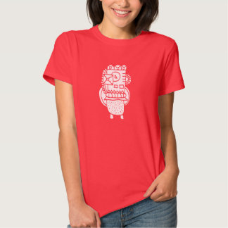 Abstract Doodle Basic T-Shirt