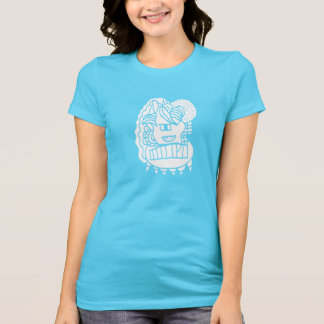 Abstract Doodle Bella Favorite Jersey T-Shirt