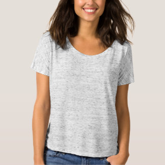 Abstract Doodle Bella Flowy Simple T-Shirt